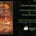 A Thousand Seeds of Joy by Ananda Ji book worm