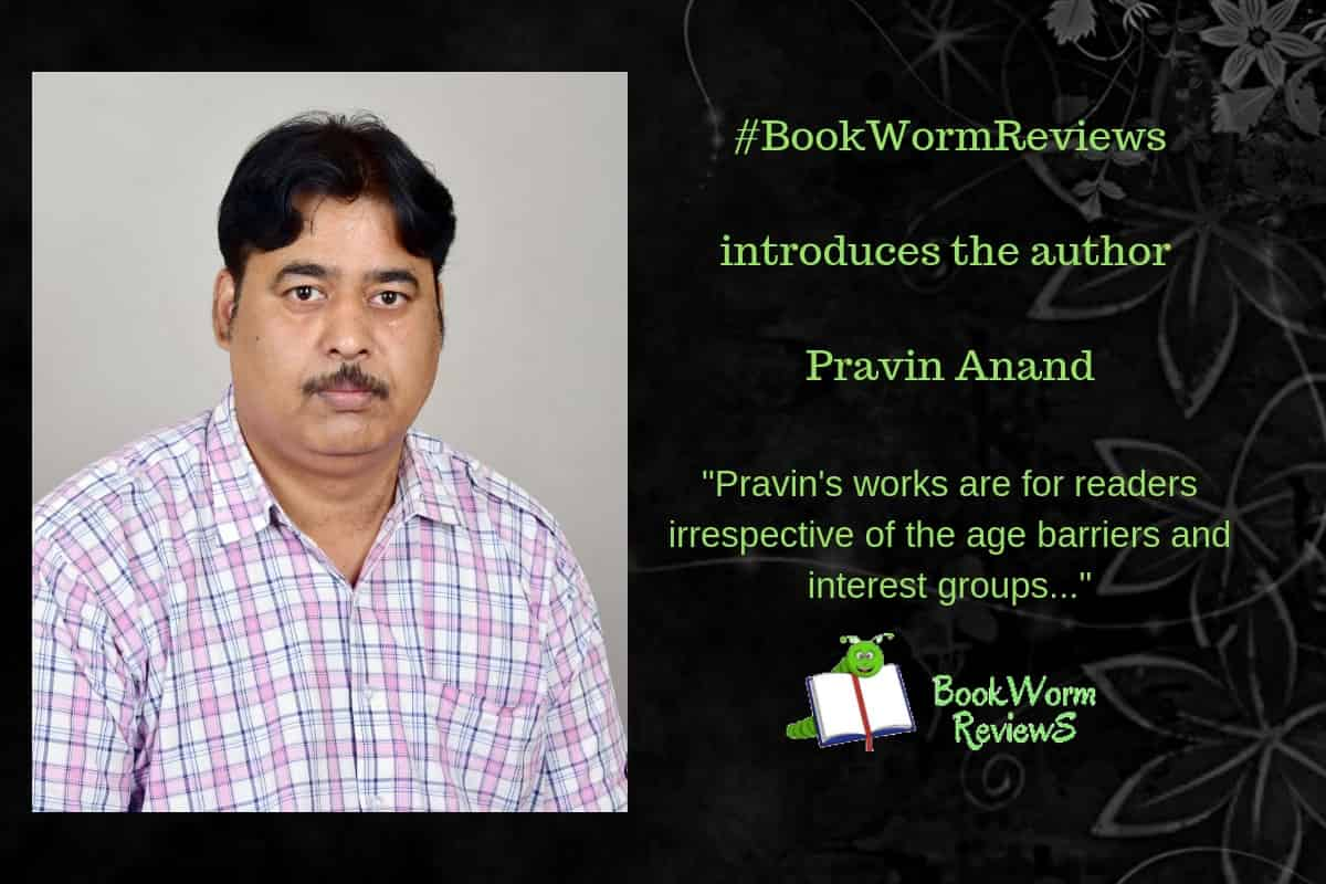 Pravin Anand author